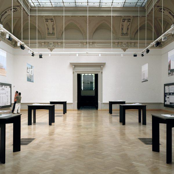 Exposition du nouveau musée des beaux-arts de Lausanne