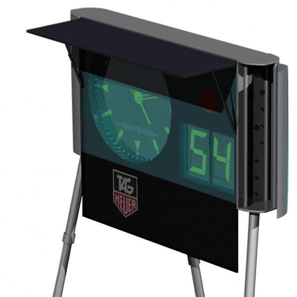 Horloge de départ