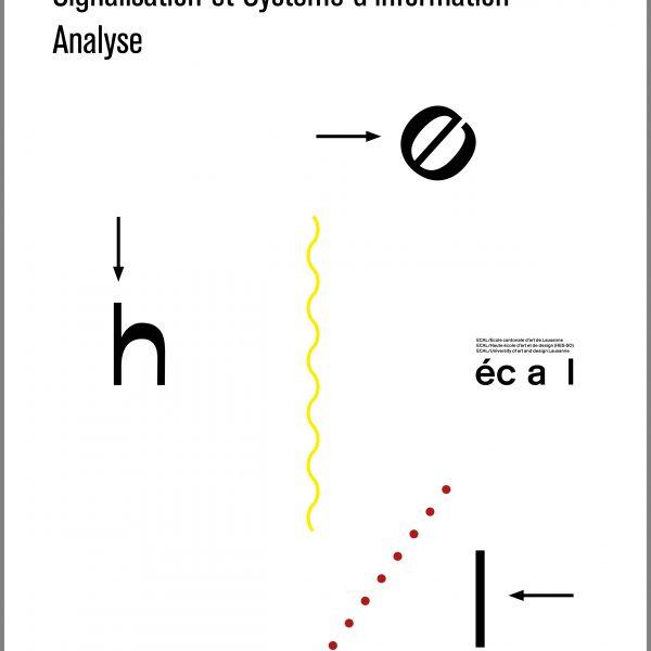 Signalétique EHL